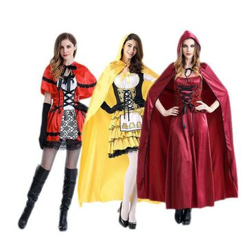 ESBONG Halloween costume characters cosplay Dress fairy fairy witch role Beast [8979068615]