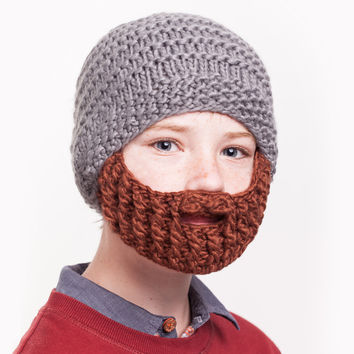 KIDS Beardo Beard Hats