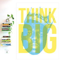 Think Big Decal | HOLSTEE