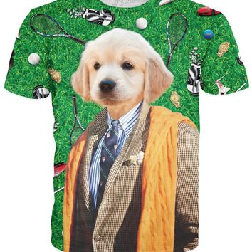 Yuppie Puppy T-Shirt