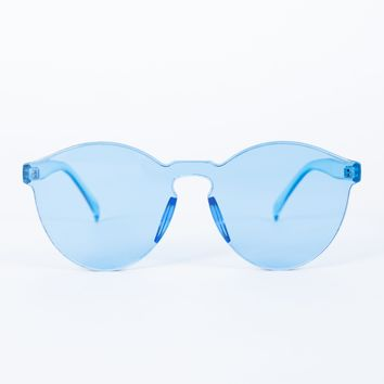 See Through Colored Sunnies
