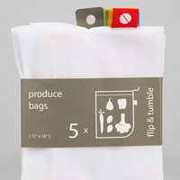 Reusable Produce Bag - Set Of 5 - Urban Outfitters