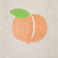 Peach Printed Rug | Urban Outfitters
