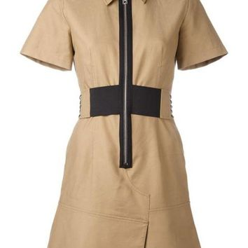DCCKIN3 Alexander Wang Safari Dress