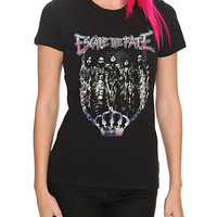 Escape The Fate Crown Girls T-Shirt | Hot Topic