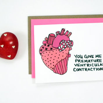 Love Card / Valentines Day Heart
