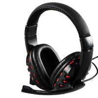 Wired Headphone with Microphone for Sony Playstation 3 & PC