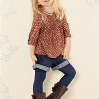 Buy Ginger Spot Blouse (3mths-6yrs) online today at Next Direct United States of America