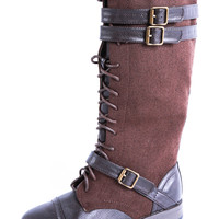 The Explorer Lace-Up Boot