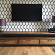 Vintage Industrial Contemporary Style Sideboard TV Stand Metal frame Old Wood