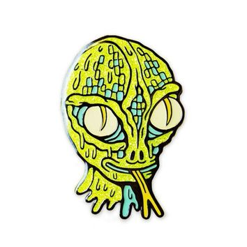 They Live Among Us Pin