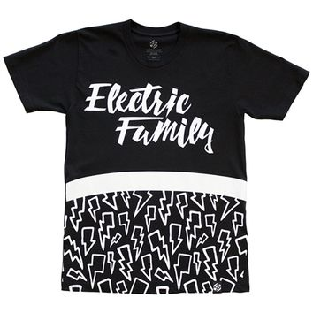Bolt Squad T-Shirt | Electric Family Clothing