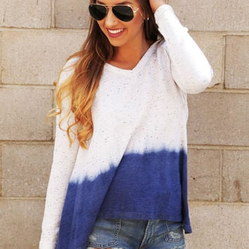 Ultra Softy Ombre Knit