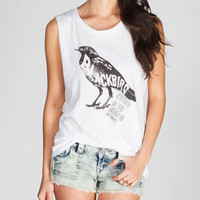 LORDS OF LIVERPOOL Blackbird Womens Muscle Tee 217514150 | Graphic Tees & Tanks | Tillys.com