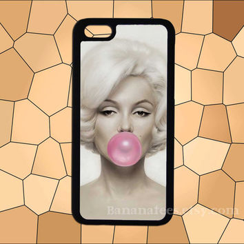Marilyn Monroe Bubble gum,iPhone 6 case,iPhone 5/5S case,iPhone 4/4S case,Samsung Galaxy S3/S4/S5 case,HTC Case,Sony Experia Case,LG Case