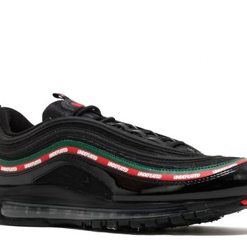 Nike AIR MAX 97 OG UNDFTD UNDEFEATED Black Speed Red Gorge Green aj1986 001