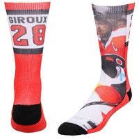 Claude Giroux Philadelphia Flyers Player Promo Tri-Blend Tube Socks