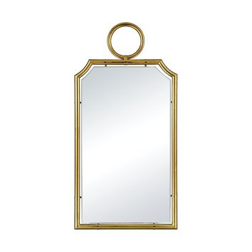 Minos Cusped Wall Mirror