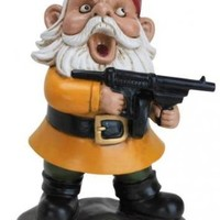 The Angry Little Gnome