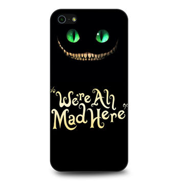 were ah mad here cover black iPhone 5 | 5S Case
