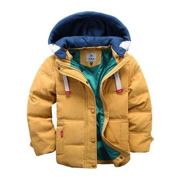 Brown, Blue, Green Kid Child Baby Toddler Winter Snow Coat