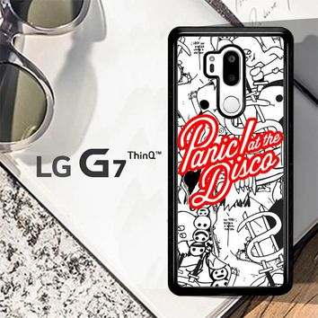 Panic At The Disco W4211 LG G7 ThinQ Case