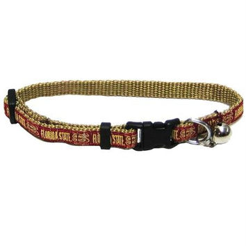 Florida State Seminoles Cat Collar