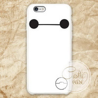 Big Hero 6 Funny Cute face bayMAX iPhone 4/4S, 5/5S, 5C Series, Samsung Galaxy S3, Samsung Galaxy S4, Samsung Galaxy S5 - Hard Plastic, Rubber Case