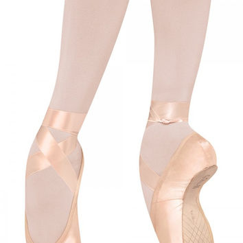 Bloch Pink Jetstream Ballet Pointe Shoe
