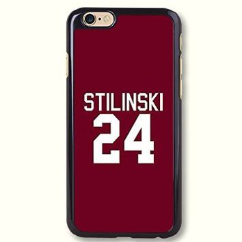 Pink Peri™ Teen Wolf Inspired Stiles Stilinski Dylan O'brien Hard Phone Case For iPhone 6 (4.7 inch) case