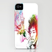 Jimi Hendrix iPhone Case by D77 The DigArtisT | Society6