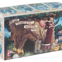 The Complete Wreck: A Series of Unfortunate Events Books 1-13 (A Series of Unfortunate Events)