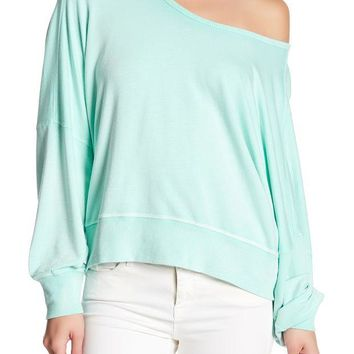 DCCKHB3 Free People | Back It Up Dolman Pullover