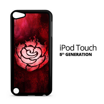 RWBY Ruby Rose Symbol iPod Touch 5 Case