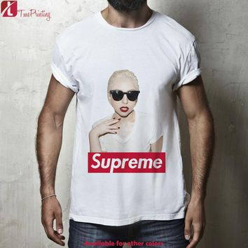 Lady Gaga Supreme, Joanne Gaga Shirt, little monsters for Men T-Shirt, Women T-Shirt,
