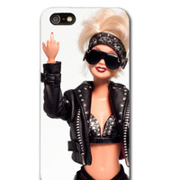 F U Barbie iphone5/5s case