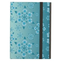 Snowflakes Pattern iPad Air Case