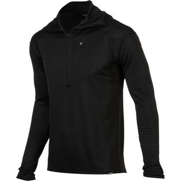 Patagonia Capilene 4 Expedition Weight 1/4-Zip Hooded Top - Men's