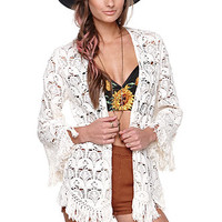 Billabong Secret Wave Cardigan at PacSun.com