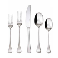 Sambonet Queen Anne Stainless 5 Piece Place Setting