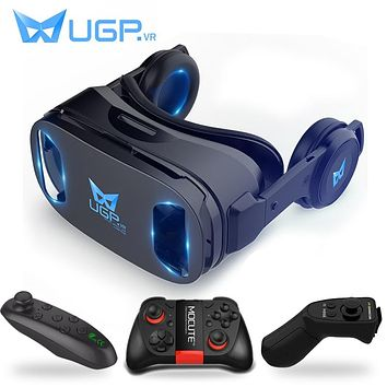 UGP U8 VR Glasses 3D Headset version IMAX Virtual Reality