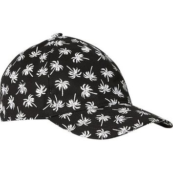 Old Navy Womens Fashion Baseball Caps Size One Size - Palm tree