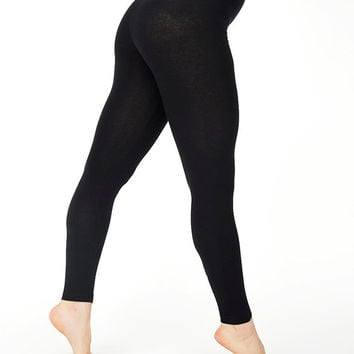 American Apparel Spandex Jersey Leggings