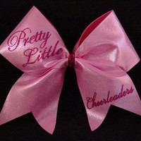 Pretty Little Cheerleaders Bow.