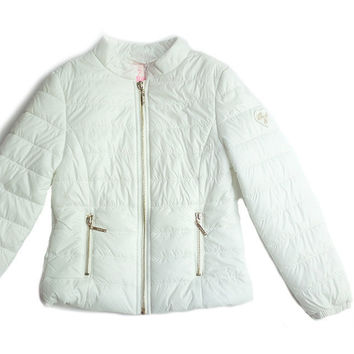 Gaudi - Girls Winter Jacket, White - 8Y