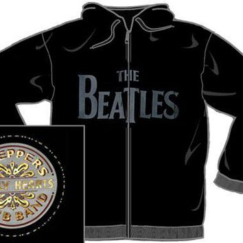The Beatles Hoodie - Sgt. Pepper's Lonely Hearts Club Band
