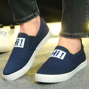 Mens Icebreaker Canvas Shoes