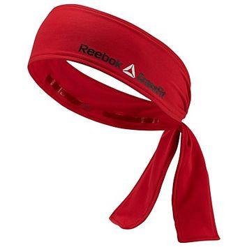 Reebok Men's,Women's Reebok CrossFit Thin Tie Headband Headwear | Official Reebok Store