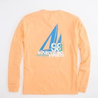Long-Sleeve Sails 98 T-Shirt