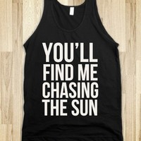Chasing The Sun (White) - 1D, The Wanted and beyond!
